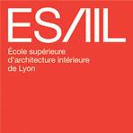 Logo ESAIL (Ecole d'architecture intérieure, Architecture, Design d'espace, Artistique)