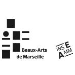 Logo Ecole des Beaux-Arts de Marseille  & Classe préparatoire publique aux concours d'écoles d'arts et de design