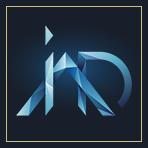 Logo Interactive Art & Design, École de jeu vidéo - Graphisme et Conception