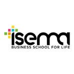 Logo ISEMA-L'ECOLE SUP.DE COMMERCE DES INDUSTRIES ALIMENTAIRES , BIO-INDUSTRIES , VIVANT ET ENVIRONNEMENT