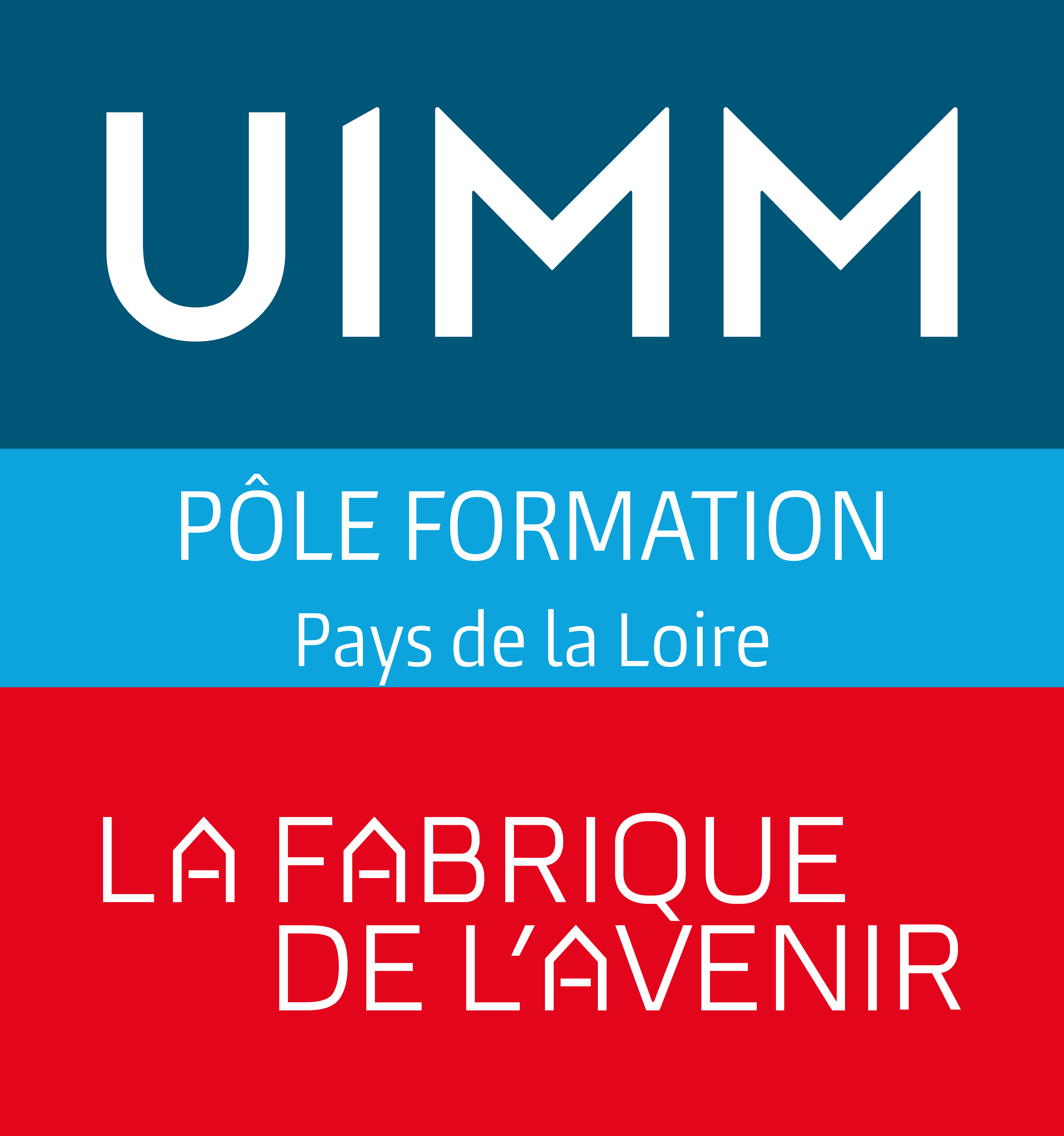 Logo Pôle formation des industries technologiques Pays de la Loire