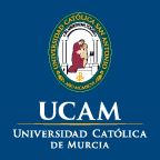 Logo Universidad Católica de Murcia
