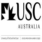 Logo UNIVERSITY OF SUNSHINE COAST (USC), AUSTRALIE