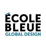 Logo ECOLE BLEUE GLOBAL DESIGN