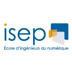 Logo Institut Supérieur d'Électronique de Paris (ISEP)