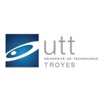 Logo UNIVERSITÉ DE TECHNOLOGIE DE TROYES - UTT