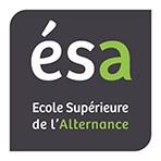 Logo L'Ecole Supérieure de l'Alternance – GROUPE AFC