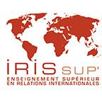Logo IRIS Sup' - Enseignement supérieur en relations internationales