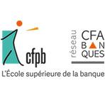 Logo CFPB-Ecole supérieure de la banque