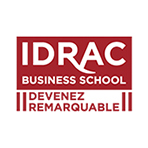 Logo IDRAC Business School