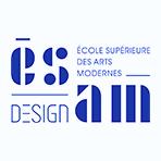Logo ESAM Design Architecture d'intérieur & design