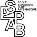 Logo École Supérieure d'Art Pays Basque