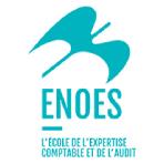 Logo  ENOES, l'École de l'Expertise comptable et de l'Audit