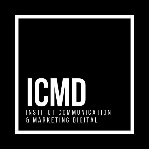 Logo INSTITUT COMMUNICATION & MARKETING DIGITAL (ICMD)