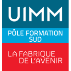 Logo PÔLE FORMATION UIMM SUD