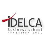 Logo IDELCA BUSINESS SCHOOL