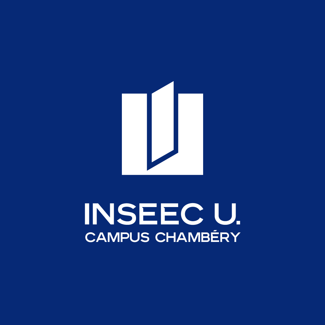 Logo INSEEC CAMPUS CHAMBERY
