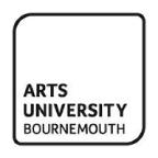 Logo Arts University Bournemouth