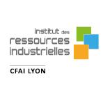 Logo Institut des ressources industrielles - CFAI LYON