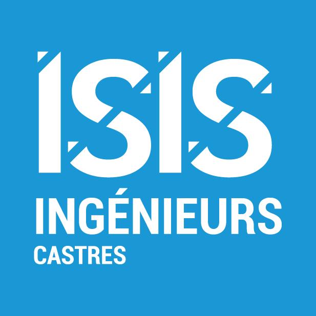 Logo Ecole d'Ingénieurs ISIS