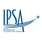 Logo IPSA – Ecole d'ingénieurs aéronautique et spatiale - Lyon