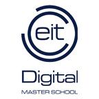 Logo Institut Européen d'Innovation et de Technologie - EIT Digital Master School
