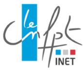 Logo Institut National des Etudes Territoriales (INET)