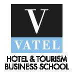 Logo Vatel Bordeaux – École de management hôtelier