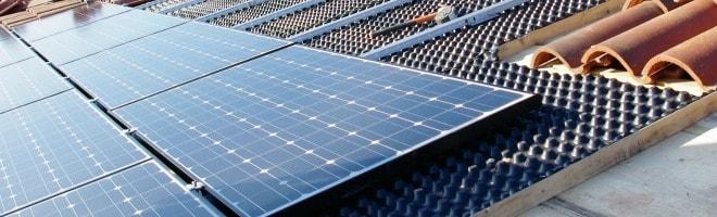 Des droits de douane prohibitifs pour les panneaux solaires européens