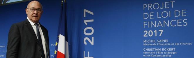 Michel Sapin PLF 2017