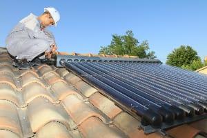 installation chauffe eau solaire