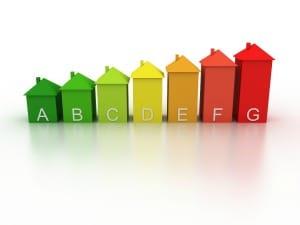 Etiquette énergie maisons