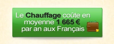 chauffage : 1665 € de facture