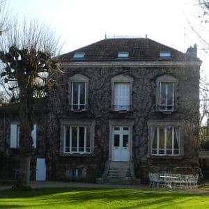 PAC aquathermique dans une maison du XIXème