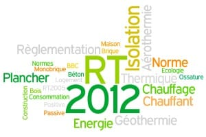Construire dans le cadre de la RT2012