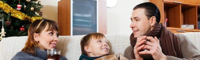 famille-couverture-radiateur