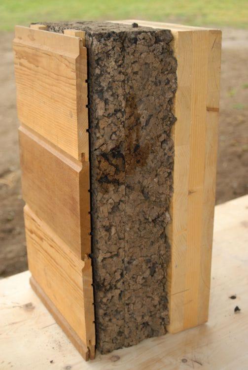 Le bois est le matériau biosourcé le plus connu