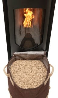 Consommation énergétique d'un poêle à granulés de bois