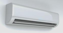 Le climatiseur réversible sert de chauffage et de climatisation
