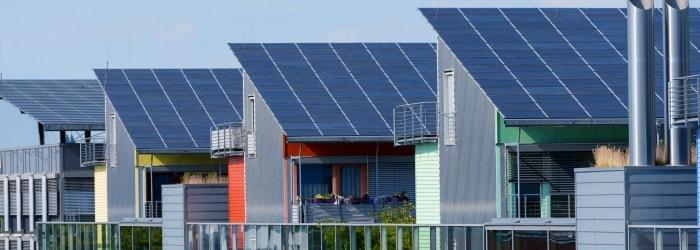 Réseau de partage de l'énergie solaire