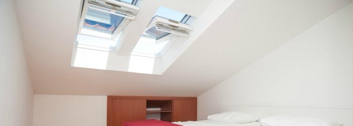 Les fenêtres de toit, éligibles au Crédit d'Impôt