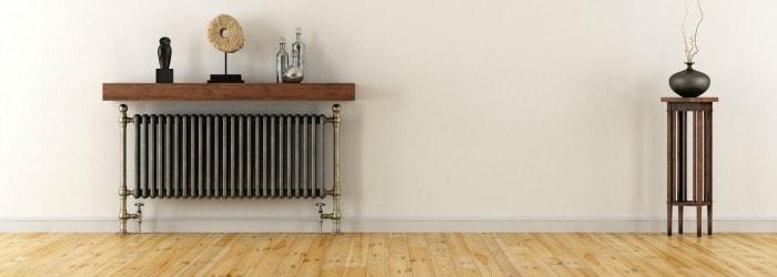 Les différents types de radiateurs à eau