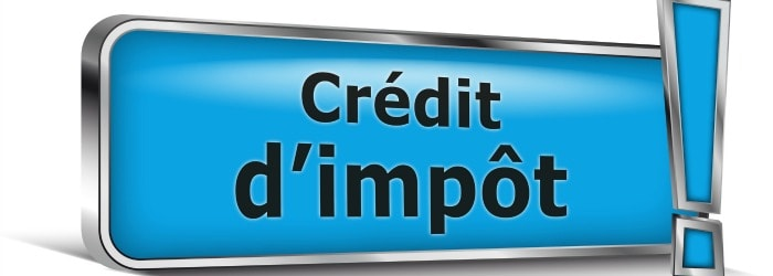 Le Crédit d'Impôt est reconduit jusqu'en 2017 !