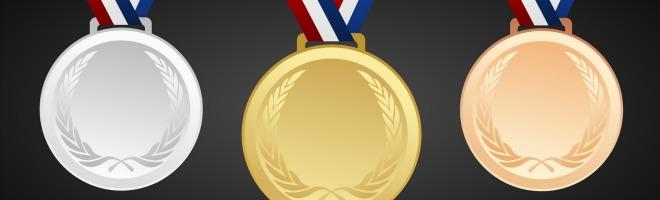 Médailles (1)