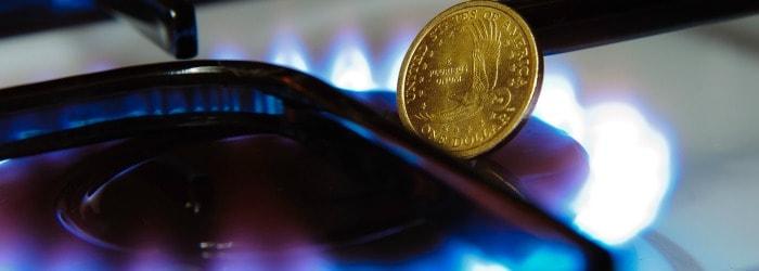 Augmentation du prix du gaz