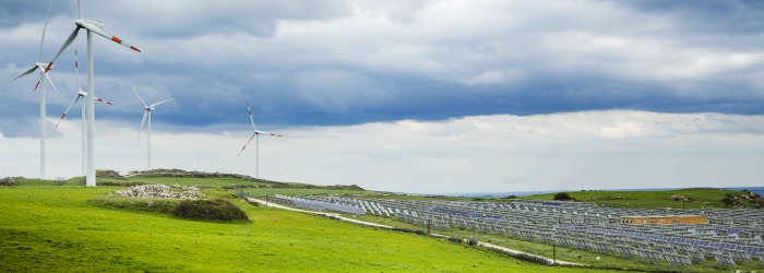 Veolia va recycler des panneaux photovoltaïques usagés
