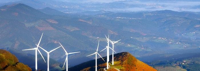Les énergies renouvelables de plus en plus présentes