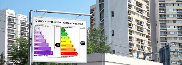 Étiquette énergétique du parc social