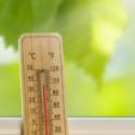 Green vert fenêtre température thermometre chauffage Min 2