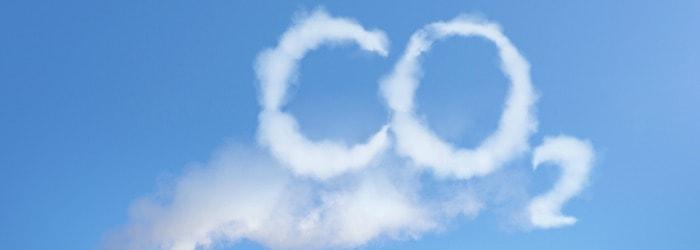 La concentration de CO2 bondit en 2016